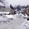 Na Šumavě se sněhem