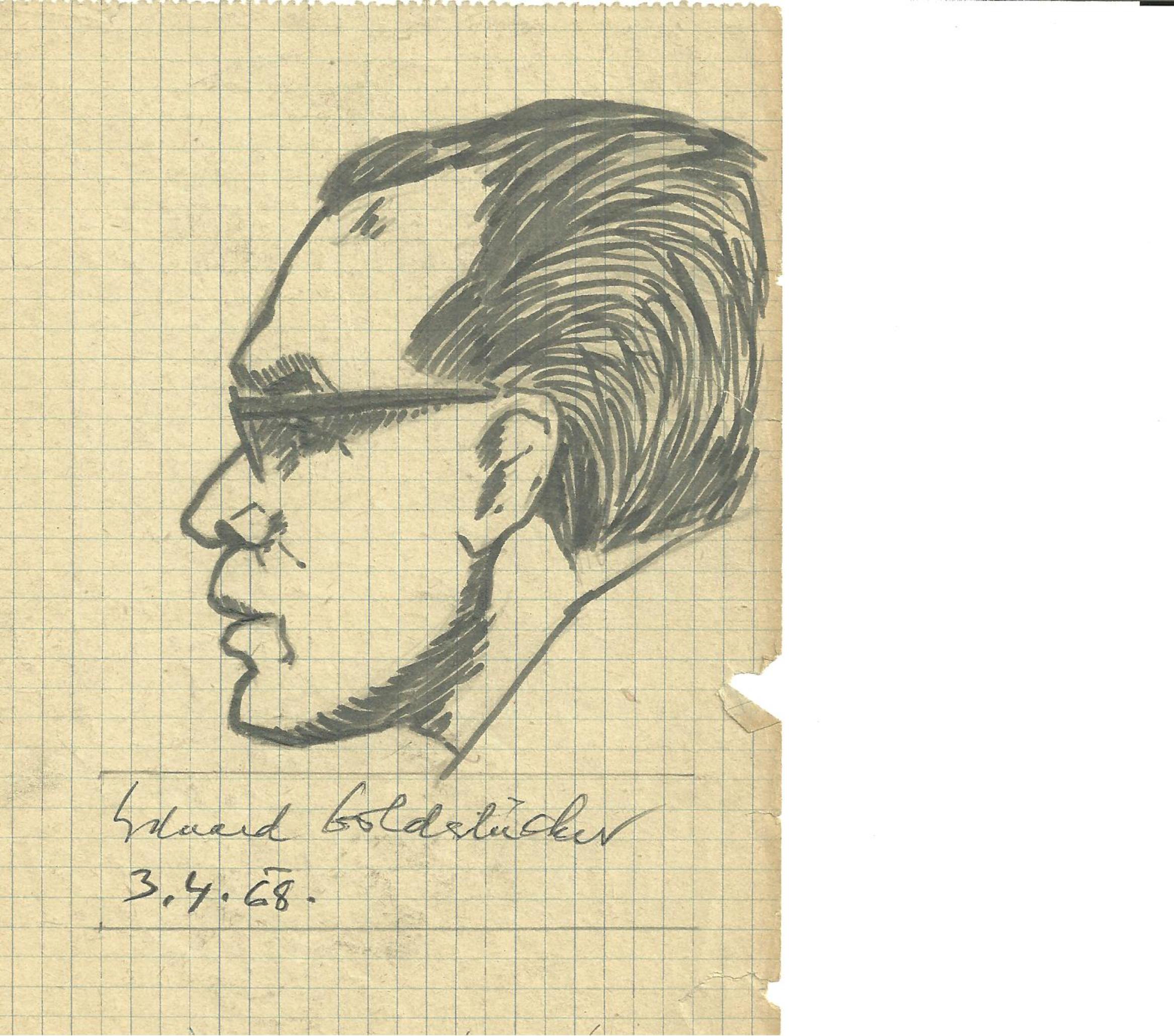Politik Eduard Goldstucker