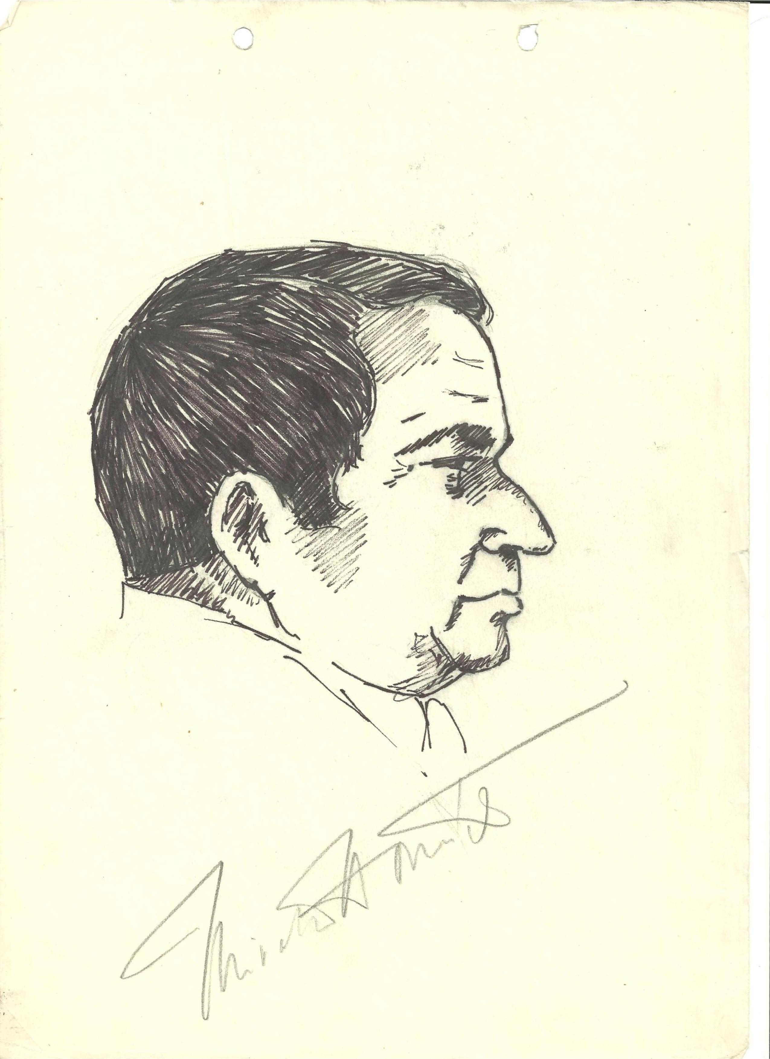 Herec Miroslav Horníček