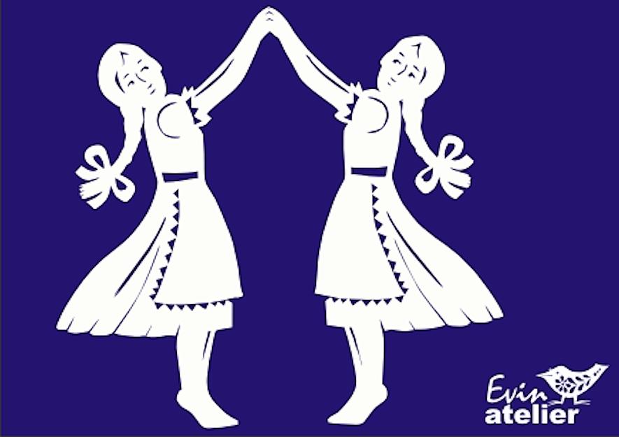 Řekla Káča Barce: Nechme toho tance!
